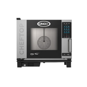 HORNO COMBINADO A GAS 05 BANDEJAS GN 1-1 CHEFTOP PANEL MIND.MAPS PLUS