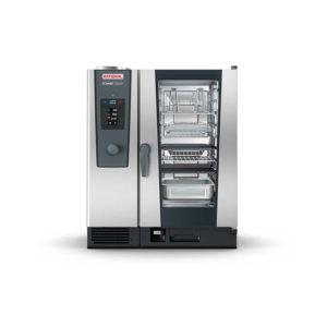 HORNO COMBINADO AUTOMATICO ELECTRICO ICOMBI CLASSIC DE 10 BANDEJAS GN 1-1